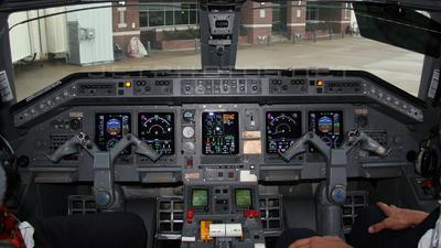 N707EB - Embraer ERJ-135ER - American Eagle