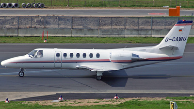 D-CAWU - Cessna 560 Citation V - Private