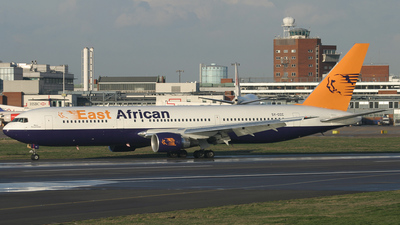 5Y-CCC - Boeing 767-3Y0(ER) - East African Safari Air