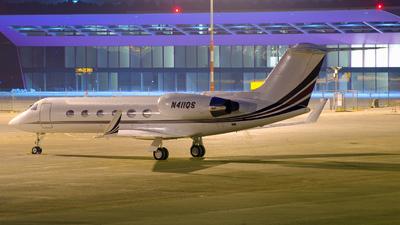 N411QS - Gulfstream G-IV(SP) - NetJets Aviation