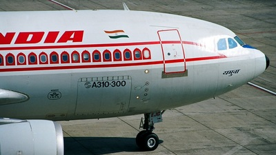 VT-EJG - Airbus A310-304 - Air India