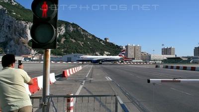 G-TTOE - Airbus A320-232 - British Airways (GB Airways)