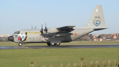CH-02 - Lockheed C-130H Hercules - Belgium - Air Force