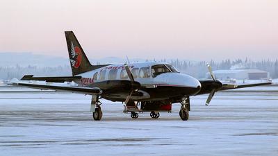 N200AK - Piper PA-31-350 Chieftain - Frontier Alaska