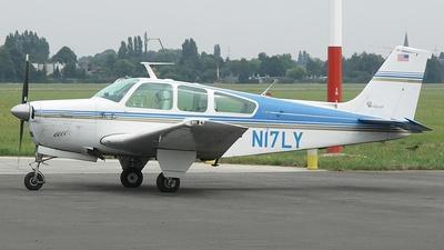 A picture of N17LY -  - [CD1254] - © Edwin Vanoverschelde
