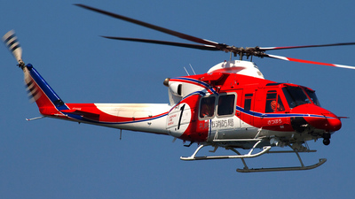 A picture of JA119L - Bell 412EP - [36462] - © Shimizu Brothers