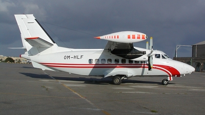 OM-HLF - Let L-410UVP-E Turbolet - Seagle Air