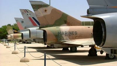 03 - IAI Kfir C2 - Israel - Air Force