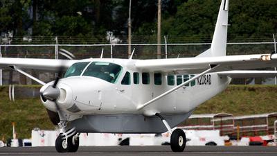 A picture of N208AD - Cessna 208B Grand Caravan - [208B0327] - © Fabricio Jiménez