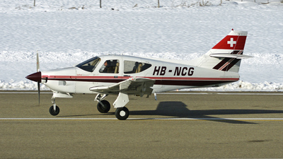 A picture of HBNCG - Rockwell Commander 112TC - [13074] - © Jean-Charles Sautaux