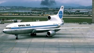 N501PA - Lockheed L-1011-500 Tristar - Pan Am