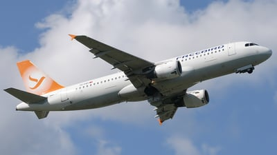 TC-FBY - Airbus A320-211 - Freebird Airlines