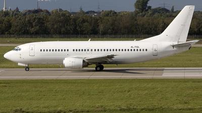 4L-TGL - Boeing 737-3B7 - Armavia (Georgian Airlines)