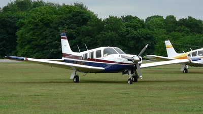 A picture of GBKMT - Piper PA32R301 - [32R8213013] - © Jim Groom