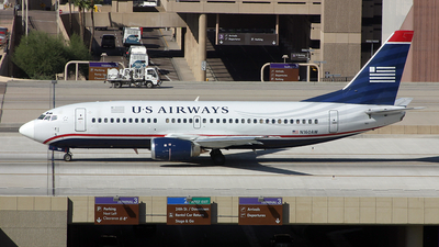 N160AW - Boeing 737-3G7 - US Airways (America West Airlines)