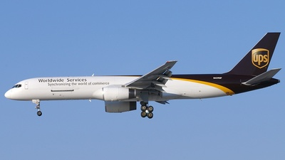 N439UP - Boeing 757-24A(PF) - United Parcel Service (UPS)
