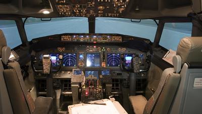 Simulator - Boeing 737-800 - International Flight Training Center Istanbul