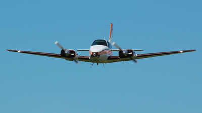 C-GMKX - Beechcraft 95-B55 Baron - Private