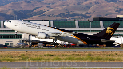 N156UP - Airbus A300F4-622R - United Parcel Service (UPS)
