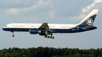 N756AF - Boeing 757-23A - Vulcan Northwest