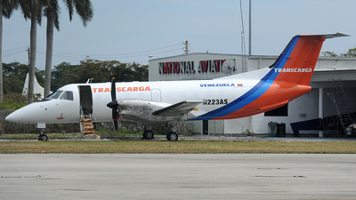 A picture of N223AS -  - [08QDE6601201J2] - © Carlos Barcelo