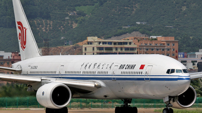 B-2063 - Boeing 777-2J6 - Air China