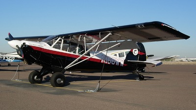 A picture of N166WW - Aviat A1B Husky - [2372] - © Sun Valley Aviation