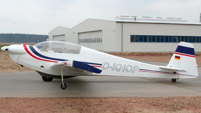 D-KHOP - Scheibe SF.28A Tandem Falke - Private