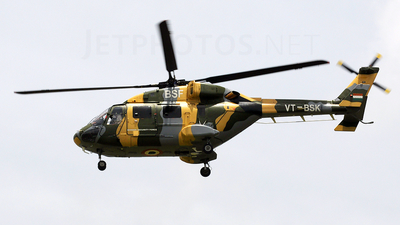 VT-BSK - Hindustan Aeronautics ALH Dhruv - India - Border Security Force