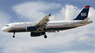 N652AW - Airbus A320-232 - US Airways (America West Airlines)