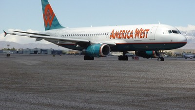 N667AW - Airbus A320-232 - America West Airlines