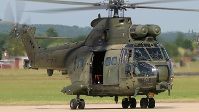 XW237 - Westland Puma HC.1 - United Kingdom - Royal Air Force (RAF)