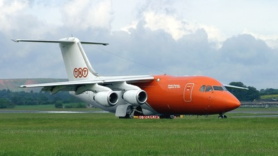 EC-FZE - British Aerospace BAe 146-200(QT) - TNT Airways (Pan Air Líneas Aéreas)