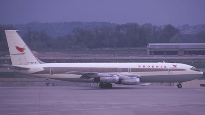 N732TW - Boeing 707-131 - Phoenix Airways