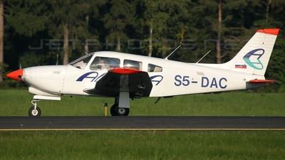 S5-DAC - Piper PA-28R-201T Turbo Arrow - Adria Airways