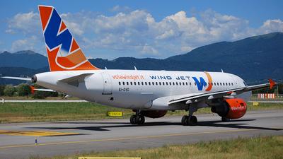 EI-DVD - Airbus A319-113 - Wind Jet