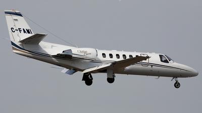 C-FAMI - Cessna 560 Citation Encore - Omega Air