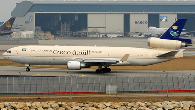 HZ-ANB - McDonnell Douglas MD-11(F) - Saudi Arabian Airlines Cargo
