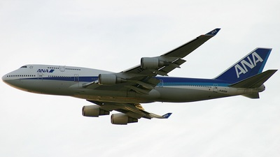 JA8098 - Boeing 747-481 - All Nippon Airways (ANA)