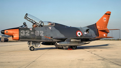 MM6362 - Fiat G91-T/1 - Italy - Air Force