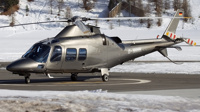 D-HHHH - Agusta A109S Grand - MHS Helicopter-Flugservice