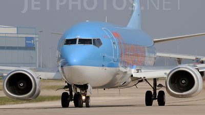 G-THOE - Boeing 737-3Q8 - Thomson Airways