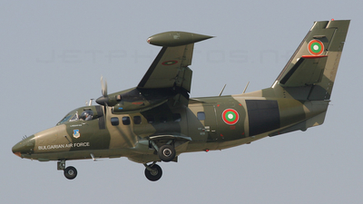 069 - Let L-410UVP-E3 Turbolet - Bulgaria - Air Force