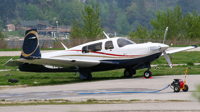 A picture of N667DL - Mooney20R - [290455] - © Douglas Noblet - Wild Air Photography