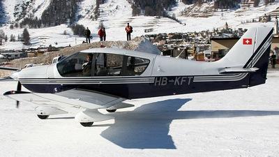 HB-KFT - Robin DR500 Président - Private