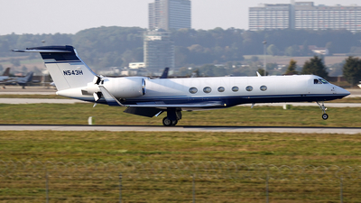 N543H - Gulfstream G-V - GC Air