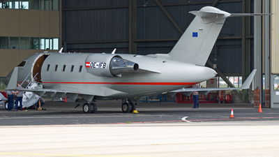 OE-IFB - Bombardier CL-600-2B16 Challenger 605 - Private