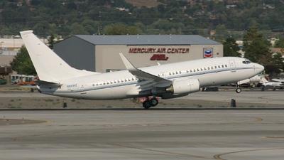 N88WZ - Boeing 737-79U(BBJ) - Private