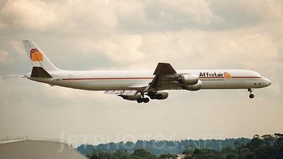 Z-WZL - Douglas DC-8-71(F) - Affretair