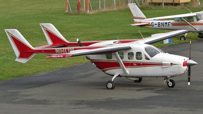 N80N - Cessna T337G Super Skymaster - Private